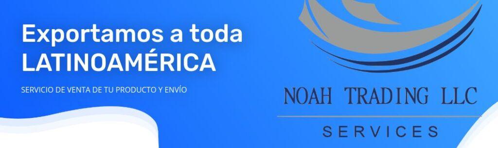 noah exportación