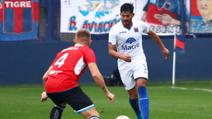 Foto Prensa Tigre